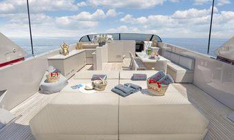 Christina V yacht charter lifestyle