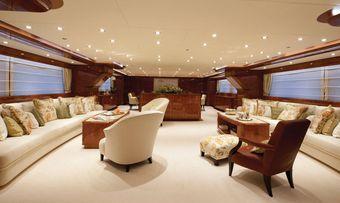 Baron Trenck yacht charter lifestyle