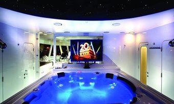 Keri Lee III yacht charter lifestyle