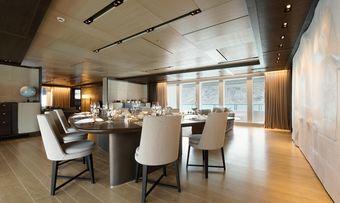 Cloudbreak yacht charter lifestyle