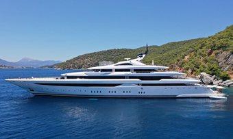 O'Pari yacht charter Golden Yachts Motor Yacht