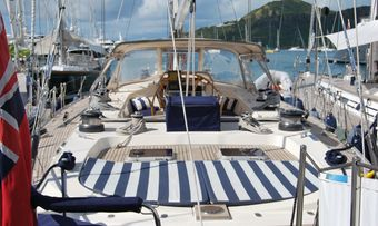 Coconut yacht charter lifestyle