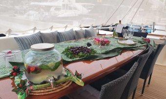 Astondoa yacht charter lifestyle