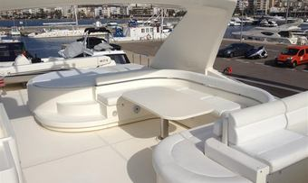 Monticello II yacht charter lifestyle