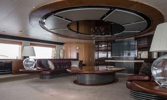 Maltese Falcon yacht charter lifestyle