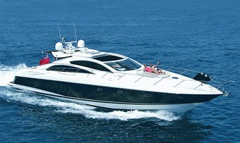Amadeus yacht charter Sunseeker Motor Yacht