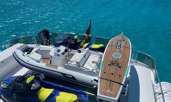 No Bad Ideas yacht charter lifestyle