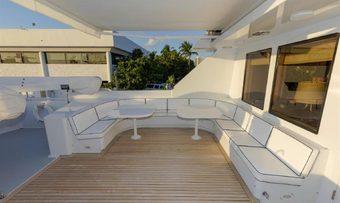 Crescendo IV yacht charter lifestyle