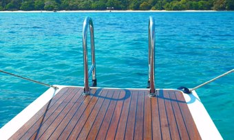 Aspiration yacht charter lifestyle