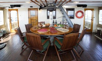 Pacific Yellowfin yacht charter lifestyle