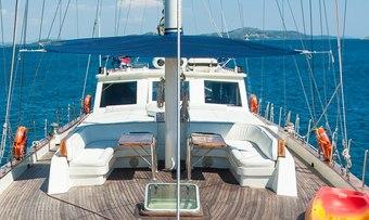 Fortuna yacht charter lifestyle