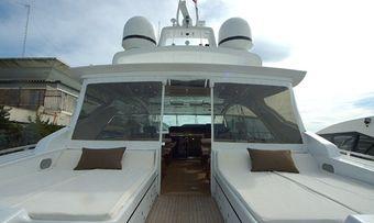 Mr. M yacht charter lifestyle