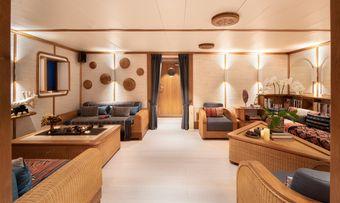 Kudanil Explorer yacht charter lifestyle