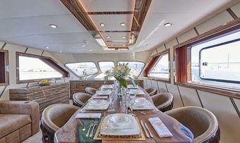Wide Liberty yacht charter lifestyle