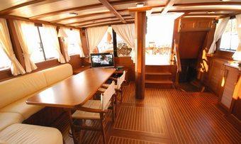Mikado yacht charter lifestyle
