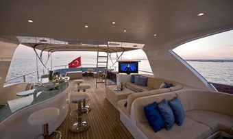Azmim yacht charter lifestyle