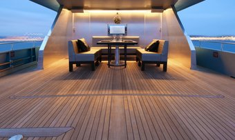 Chato yacht charter lifestyle