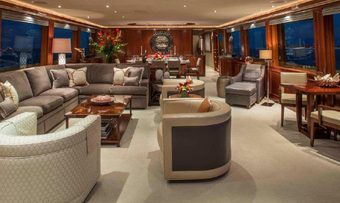 Antares yacht charter lifestyle