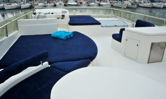 Amor yacht charter lifestyle
