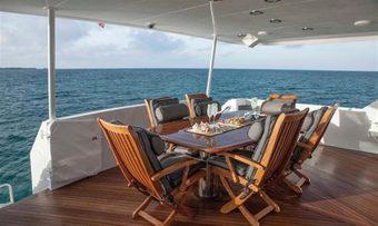Sunday Money yacht charter lifestyle