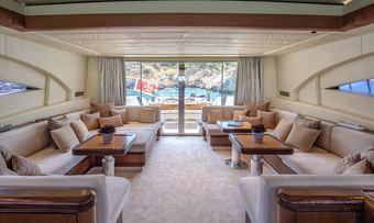 Cosmos I yacht charter lifestyle