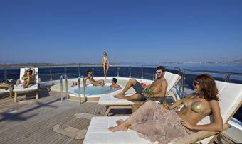 O'Mega yacht charter lifestyle