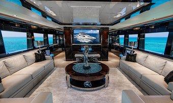 Black Swan yacht charter lifestyle