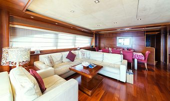 Anne Marie yacht charter lifestyle