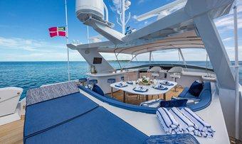 Destiny yacht charter lifestyle