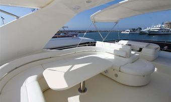 Annouka yacht charter lifestyle