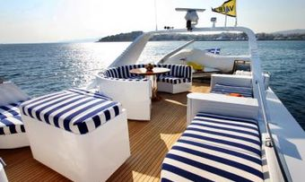 Ivi yacht charter lifestyle