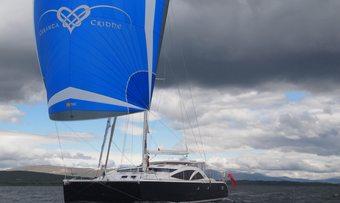 Curanta Cridhe yacht charter Discovery Yachts Motor/Sailer Yacht