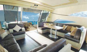 Amir III yacht charter lifestyle