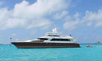 First Home yacht charter Cheoy Lee Motor Yacht