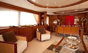 Super yacht charter lifestyle