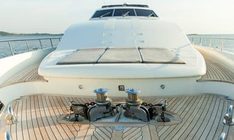 Champagne Seas yacht charter lifestyle
