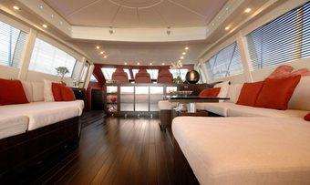 Soleluna yacht charter lifestyle
