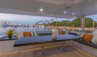 Cru yacht charter lifestyle
