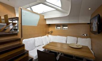 Karya IV yacht charter lifestyle