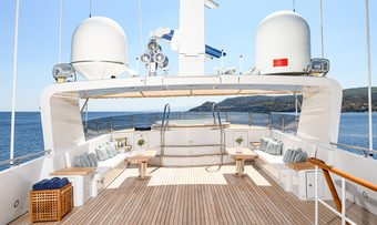 Wind of Fortune yacht charter lifestyle