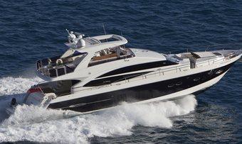Carte Blanche III yacht charter lifestyle