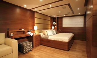 Water Toy III yacht charter lifestyle