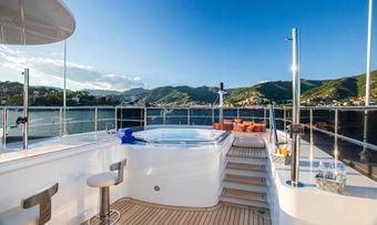 Diane yacht charter lifestyle