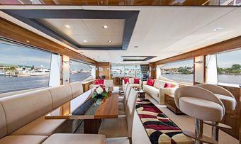 Perseverance II yacht charter lifestyle