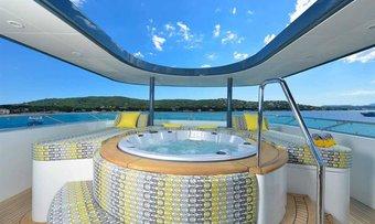 Zulu yacht charter lifestyle