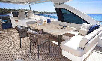 Anka yacht charter lifestyle
