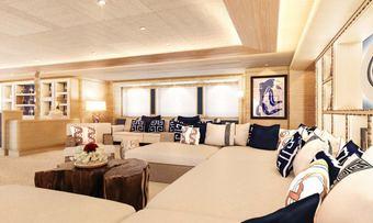 Lady Jorgia yacht charter lifestyle