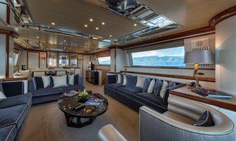 Ariella yacht charter lifestyle