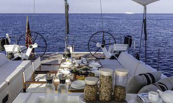 Xaira yacht charter lifestyle