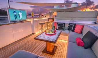 Gladius yacht charter lifestyle